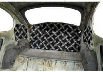dynamat xtreme custom vw beetle kit